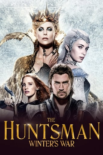 Poster of The Huntsman: Winter's War