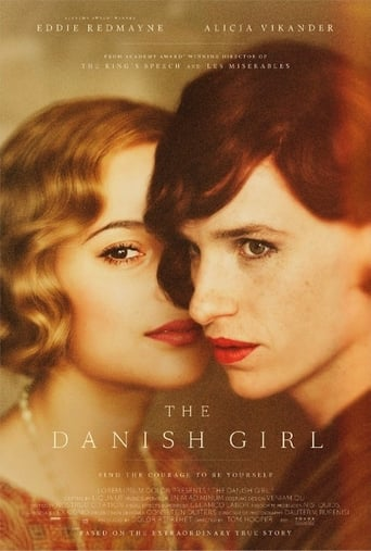 How old was Eddie Redmayne in The Danish Girl