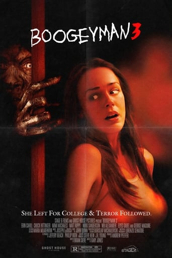 Poster of Boogeyman 3