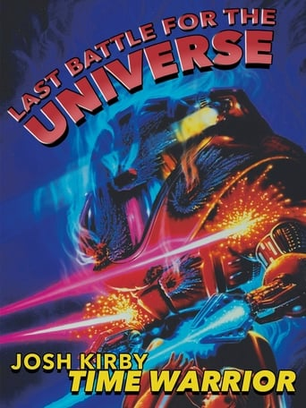 Poster of Josh Kirby... Time Warrior: Last Battle for the Universe