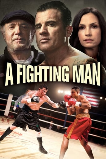 Poster of A Fighting Man
