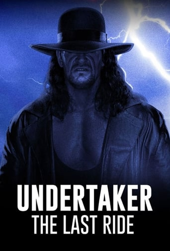 Poster of Undertaker: The Last Ride
