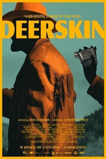 La chaqueta de piel de ciervo