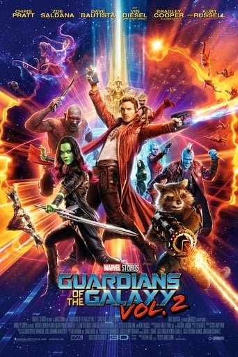 Filmposter von Guardians of the Galaxy 2