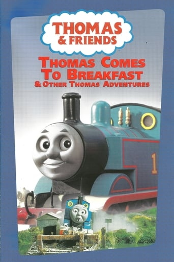 Poster of Thomas & Friends: Thomas Comes To Breakfast & Other Thomas Adventures