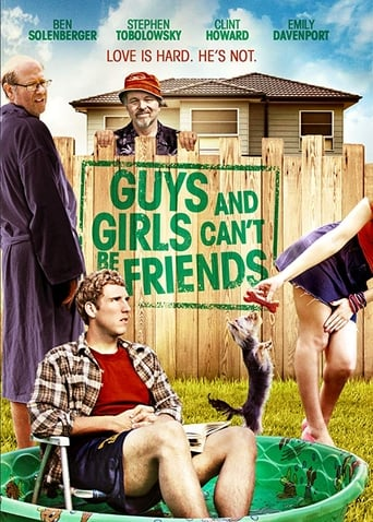 Poster of Guys and Girls Can't Be Friends