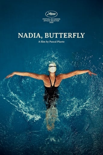Poster of Nadia, Butterfly