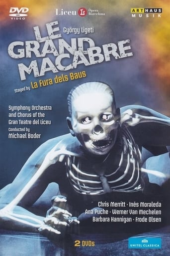 Poster of Le Grand Macabre