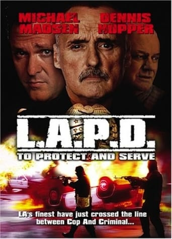 Poster of L.A.P.D.: To Protect And To Serve