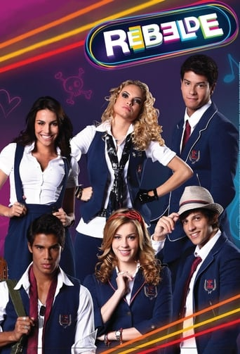 Poster of Rebel Rio