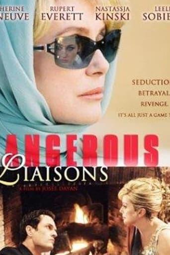 Poster of Dangerous Liaisons