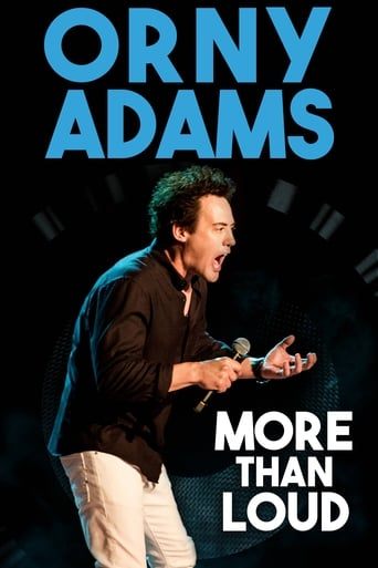 Poster of Orny Adams: More Than Loud