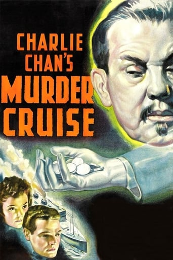 Poster of Charlie Chan's Murder Cruise