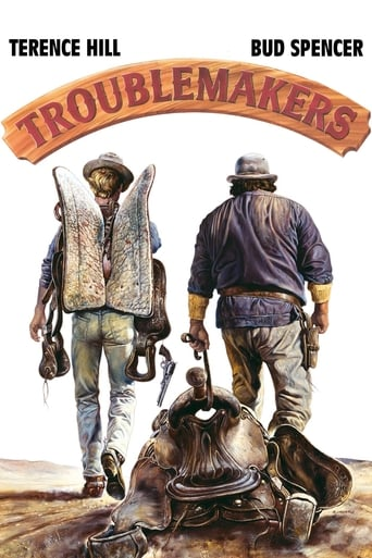 Poster of Troublemakers