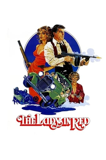 Poster of The Lady in Red