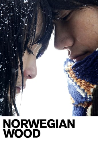 Poster of Norwegian Wood