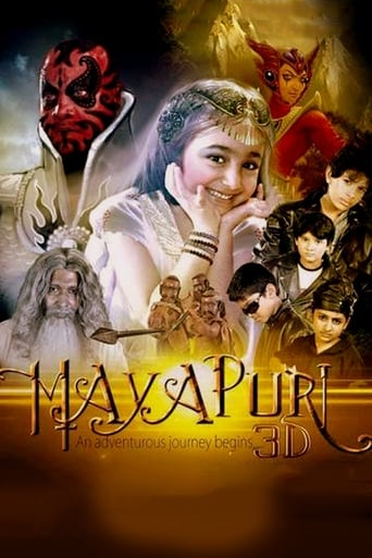 Poster of Mayapuri 3D