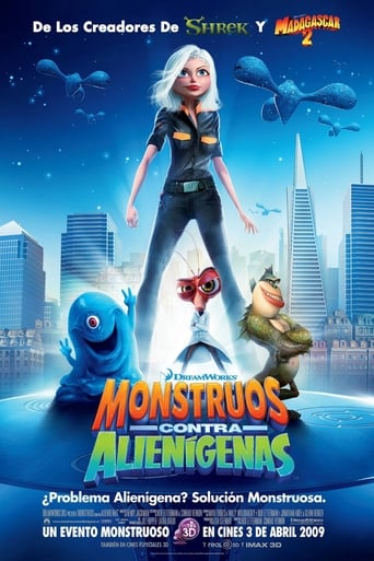 CineVimple.Net Monstruos contra alienígenas