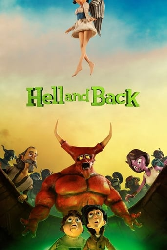 Poster of Hell & Back