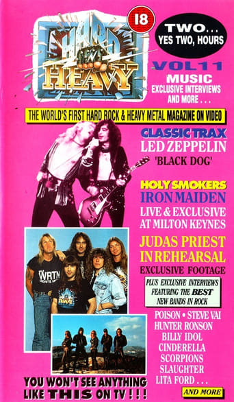 Poster of Hard 'N Heavy Volume 11