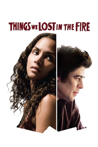 Poster of Things We Lost in the Fire