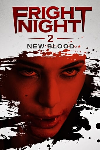 Poster of Fright Night 2: New Blood