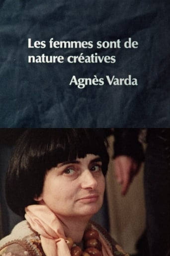 Poster of Women Are Naturally Creative: Agnès Varda