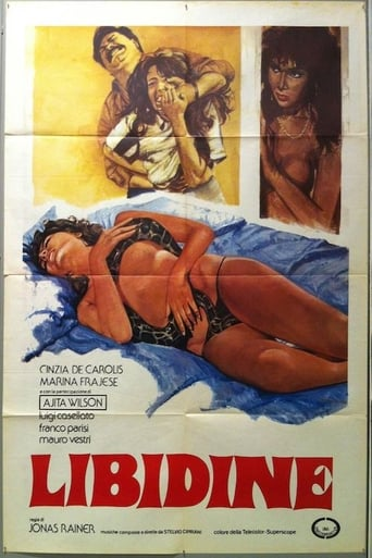 Poster of Lust