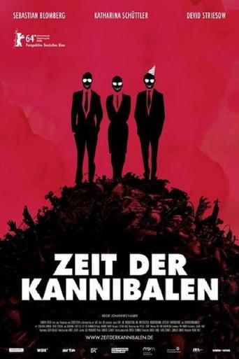 Poster of Zeit der Kannibalen