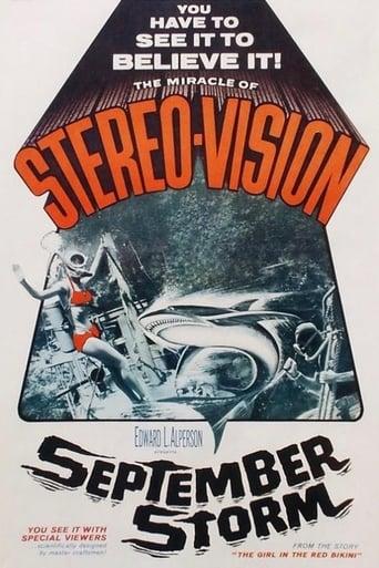 Poster of September Storm