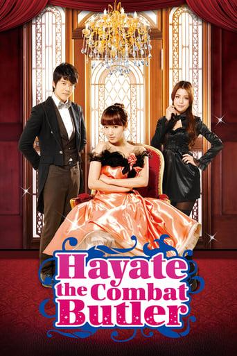 Poster of Hayate the Combat Butler