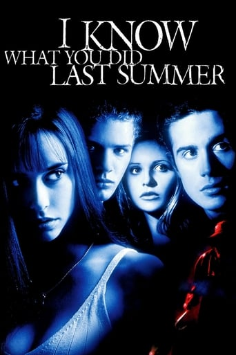 Poster of I Know What You Did Last Summer