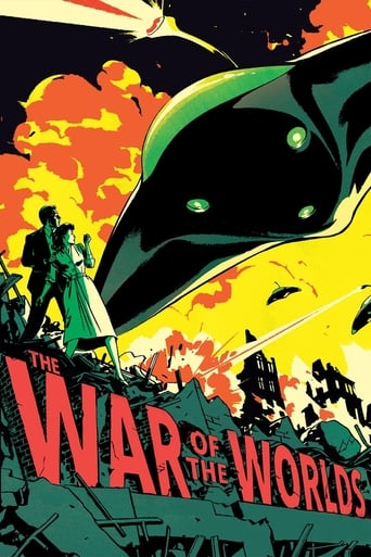 Poster of The War of the Worlds