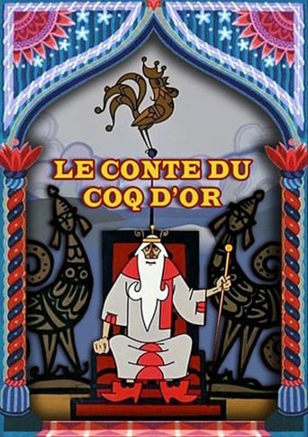 Poster of The Tale of the Golden Rooster