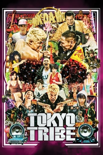Poster of Tokyo Tribe