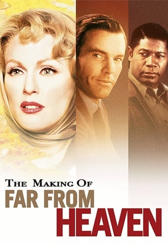Poster of The Making of Far From Heaven