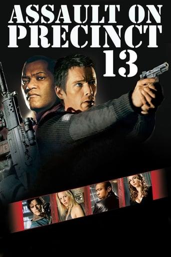 Poster of Assault on Precinct 13
