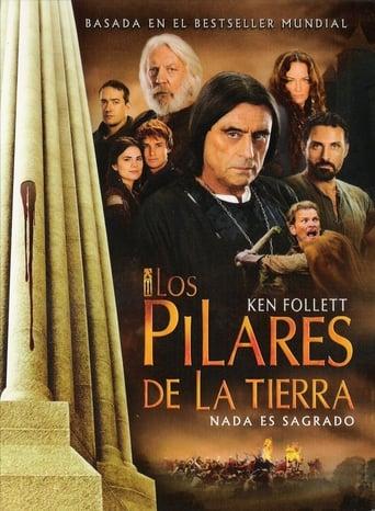 Poster of Los pilares de la tierra