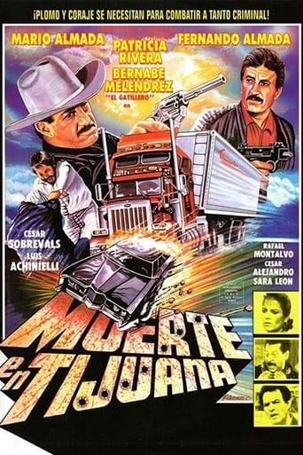 Poster of Death in Tijuana