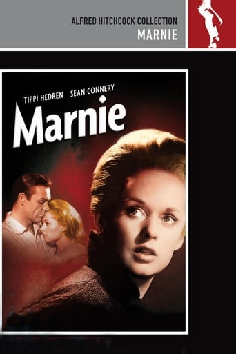Filmplakat von Marnie