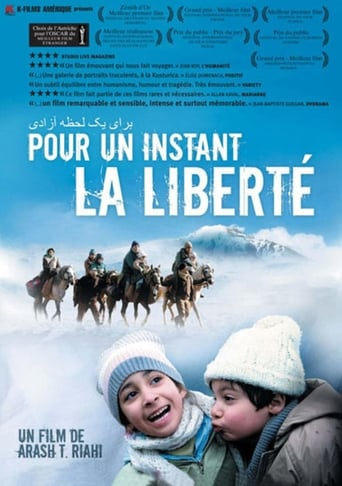 Poster of For a Moment, Freedom