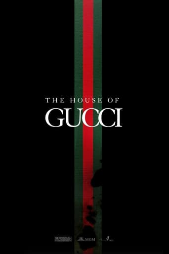 Poster of House of Gucci