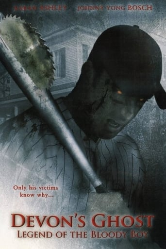 Poster of Devon's Ghost: Legend of the Bloody Boy
