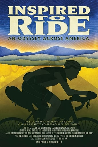 Poster of Inspired to Ride