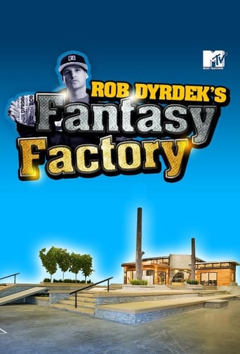 Poster of Rob Dyrdek's Fantasy Factory