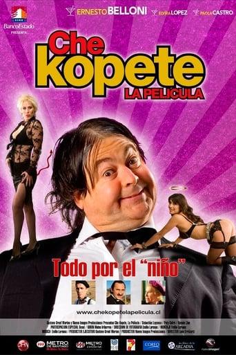 Poster of Che Kopete: La película