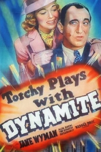 Poster of Torchy Blane.. Playing with Dynamite