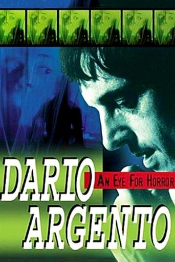 Poster of Dario Argento: An Eye for Horror