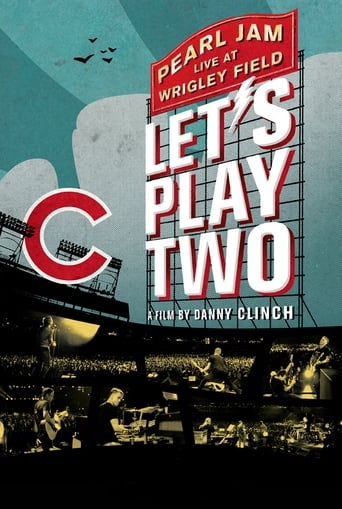 Poster of Pearl Jam : Let's Play Two