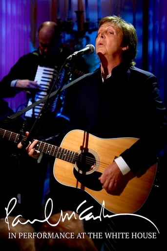 Poster of Paul McCartney In Performance at the White House